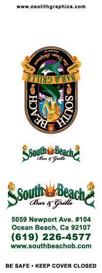 South Beach Bar & Grille - Matchbook